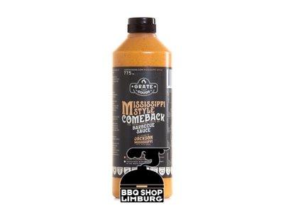 GrateGoods Grate Goods Mississippi Comeback Sauce 775ml