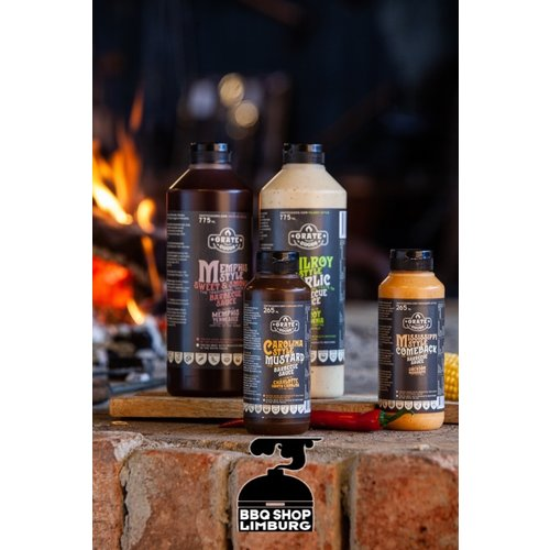 GrateGoods Grate Goods Memphis Sweet & Smokey Barbecue Sauce 775ml