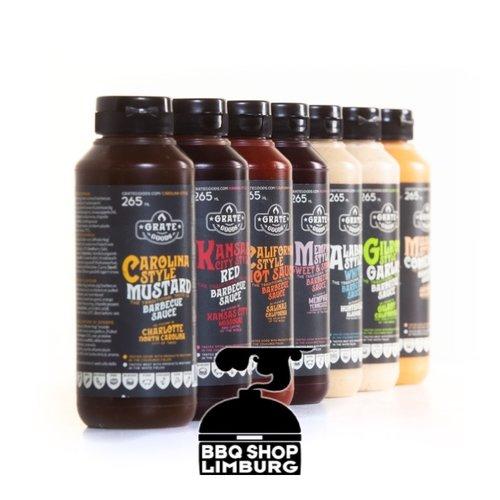 GrateGoods Grate Goods Gilroy Garlic Sauce 265ml