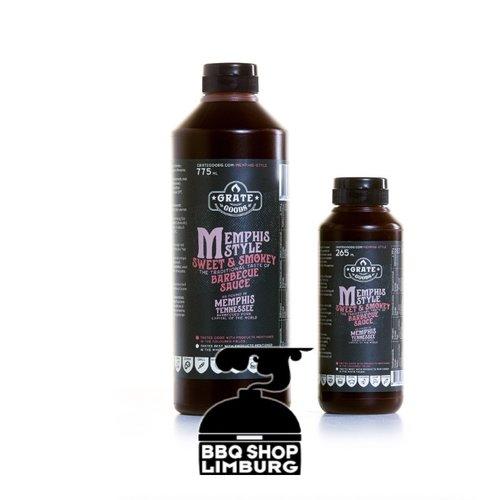 GrateGoods Grate Goods Memphis Sweet & Smokey Barbecue Sauce 265ml