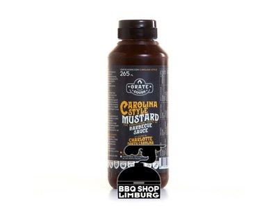 GrateGoods Grate Goods Carolina Mustard Barbecue Sauce 265 ml