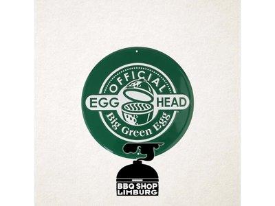 Big Green Egg Big Green Egg metalen wandbord - Official Egghead