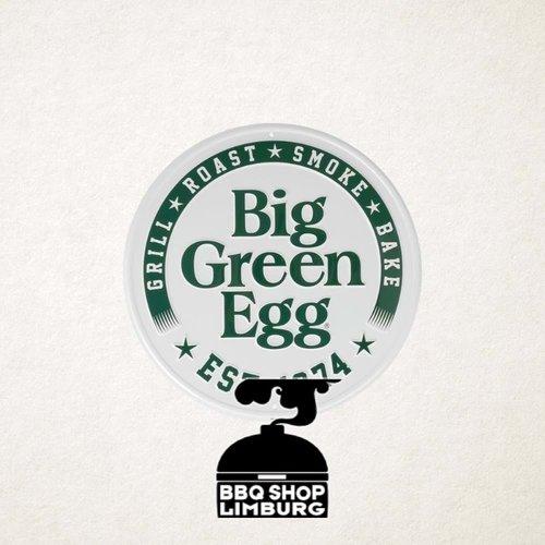 Big Green Egg Big Green Egg metalen wandbord - EST 1974