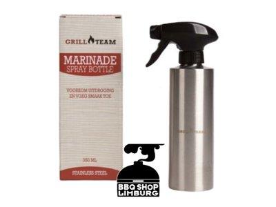 BBQ Grill Team - Spray flacon RVS 350ml