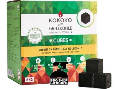 McBrikett Mc Brikett - kokoko cubes - 8kg