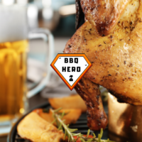 BBQ BEERCAN CHICKEN - BBQ RECEPT - BBQ HERO