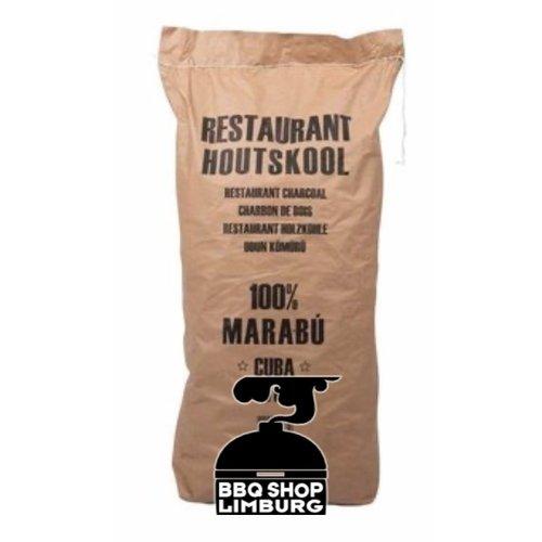 Dammers Dammers Marabu - Cuba houtskool 5kg