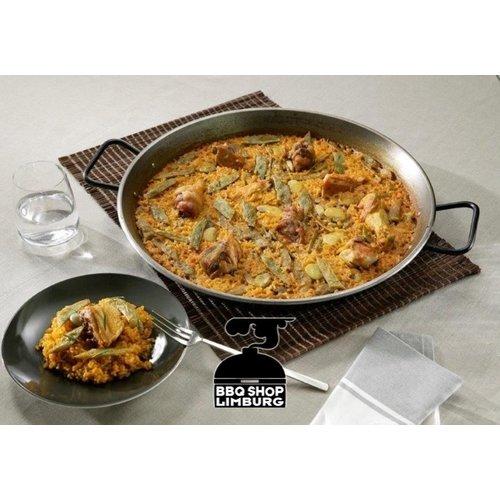 Inno Cuisinno Inno Cuisinno Profi Paella Pan 42cm RVS