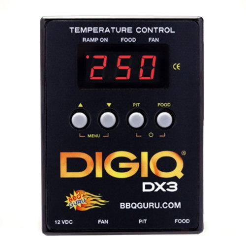 BBQ Guru BBQ Guru DigiQ DX3 - universele set incl fan & adapters