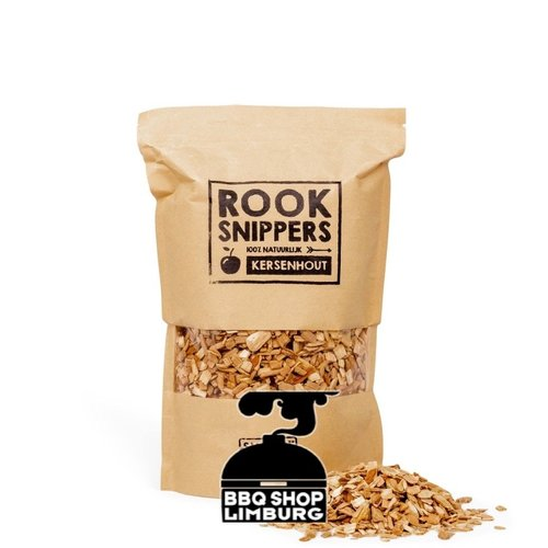 Smokin' Flavours Smokin' Flavours rookhout snippers - kersenhout - 1700ml