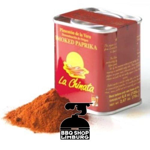 La Chinata La Chinata Gerookt Paprikapoeder 70g HOT