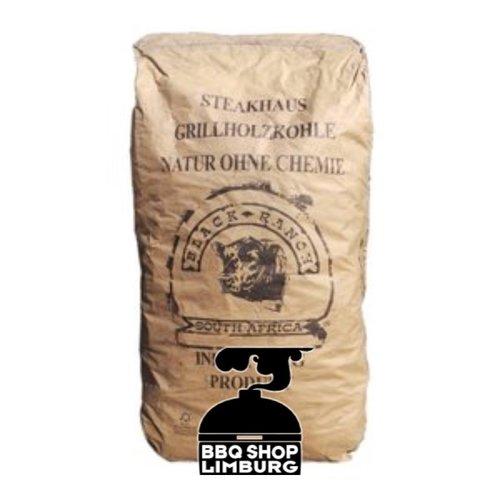Black Ranch Black Ranch Houtskool 15 kg - Acacia Zuid Afrika