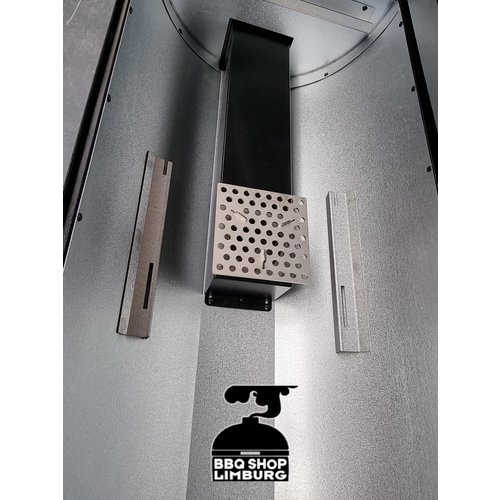 Smokey Bandit Pellet BBQ's Smokey Bandit Searing station RVS - Lumberjack & Eastwood