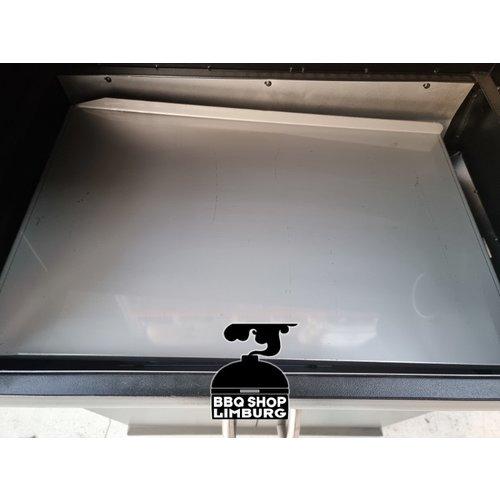 Smokey Bandit Pellet BBQ's Smokey Bandit RVS vet / deflector plaat