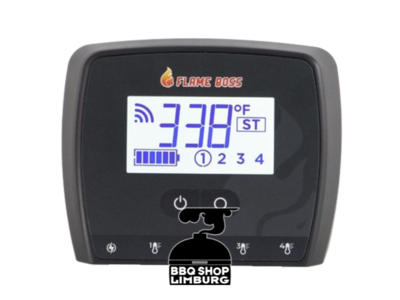 Flame Boss Flame Boss Wifi 4 poort Thermometer