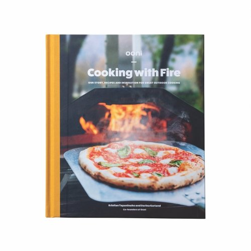Ooni Ooni: Cooking with Fire Cookbook