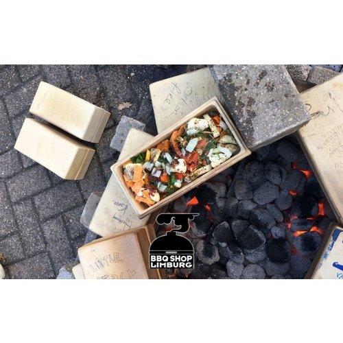 Römertopf Römertopf Bricknick naturel  in geschenk & verzendverpakking