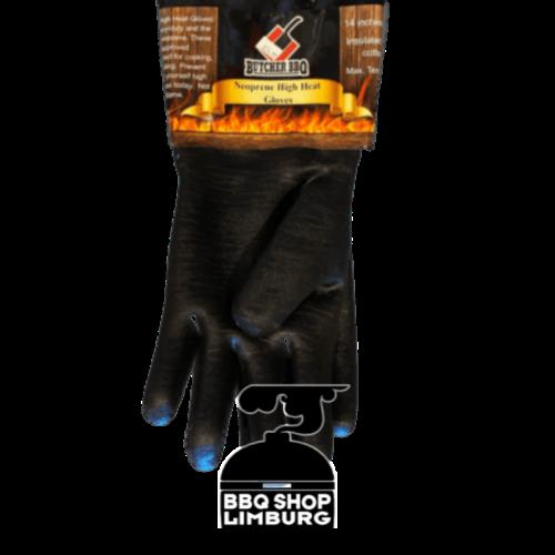 Butcher BBQ Butcher BBQ Insulated neoprene food handschoenen
