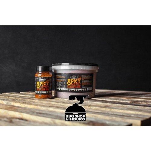 GrateGoods Grate Goods Spicy Chipotle BBQ Rub Emmer 2,2 kilo