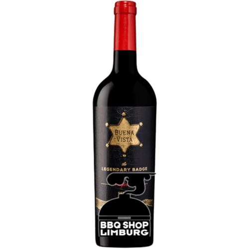 Buena Vista Winery Buena Vista - 2018 legendary badge 2018 petite syraz rode wijn - 75cl, 13,5%