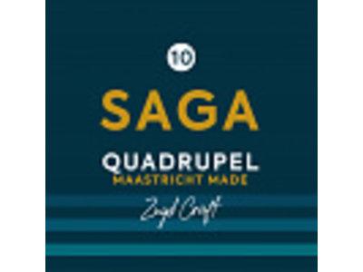 Zuyd Crafts Brouwerij Zuyd - Saga 10 - Quadrupel 33cl
