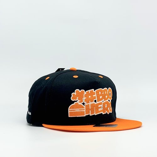 BBQ Hero Cap - Snapback - one size