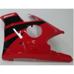 CBR600F Fairing L/H Red/Black