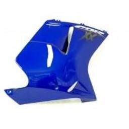 CBR1100XX Blackbird Verkleidung Rechts Blau PB-215-C