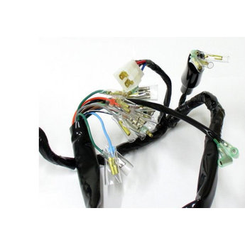 cb350 four wiring harness