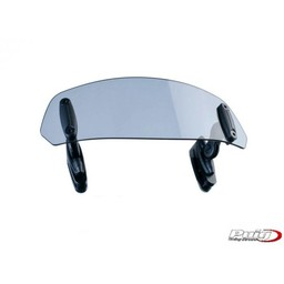 NT700 Deauville Windscreen Adjustable Transparent Model Clip-On