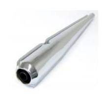 CB200 Exhaust Silencer/Muffler Replica Right hand New