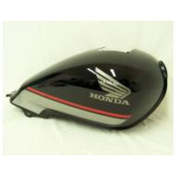 CB250 Two Fifty Fueltank New Black NH1