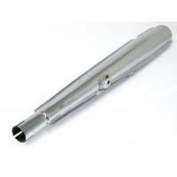 HONDA CB125K5 Exhaust silencer LEFT