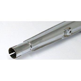 CB125K5 Exhaust silencer LEFT