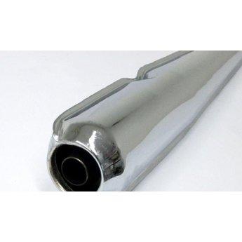 HONDA CB125K5 Exhaust silencer RIGHT