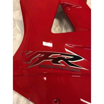 VFR800F kuip LINKS Honda Rot R-157