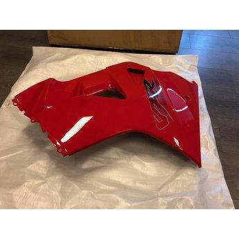 VFR800F Fairing Left Hand Honda red R-157