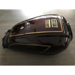 GL1100 Goldwing New Tank Dummy med ridser R104c-U