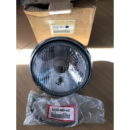 HONDA VT600C Shadow Koplamp Unit (glas+ring)