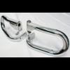 GL1800 Goldwing Kofferset beschermbeugels