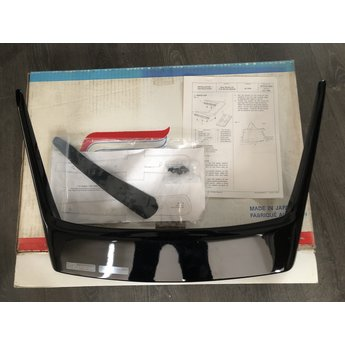 HONDA GL1500 Goldwing Saddlebag Spoiler Black
