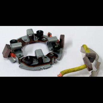 VT500C Shadow Startermotor brush set