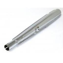 CB200 Exhaust Silencer/Muffler Replica Left hand New