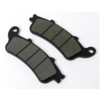 NT650 Deauville Rear brake pads