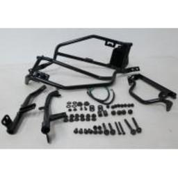 XL650V TransAlp Luggage carriers / Luggage rack