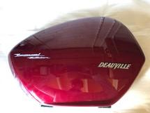 NT700V Deauville Pannier Lid L/H R319M
