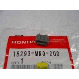 HONDA VF700C/VF750C Supermagna Uitlaat Hitteschild rubber