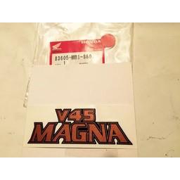 VF700C/VF750C Magna Zijkap Sticker