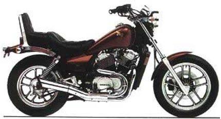VT500C Shadow