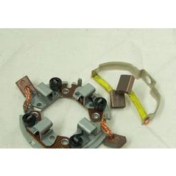 VF700C/VF750C Magna Starter motor brush set and brush set holder